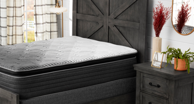 Experience a great night's sleep. Experience Jamison Bedding.