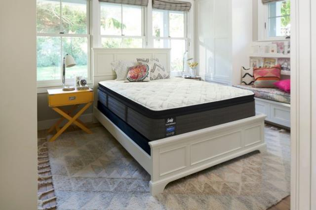 It's still important to support your Sealy mattress with a foundation to help prevent bowing or sagging.