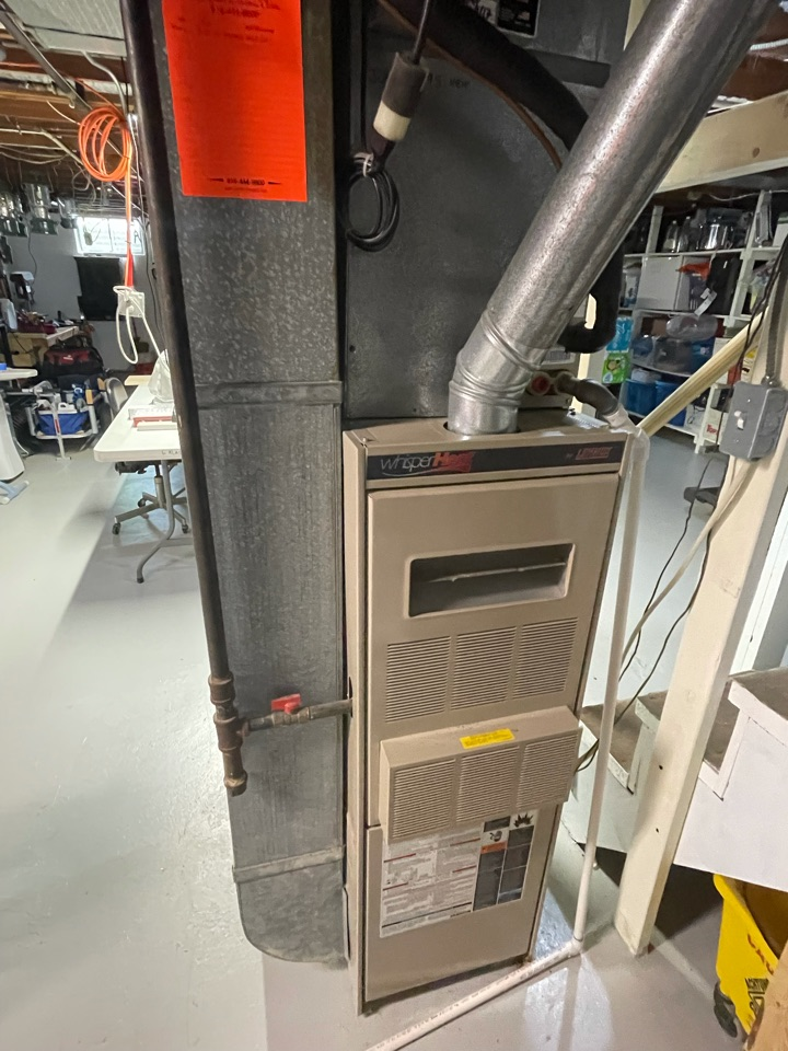 Crystal Lake, IL - Thomas came out for a full system quote in Crystal Lake. Customer was looking into two stage equipment for a more comfortable heating and air conditioning system.