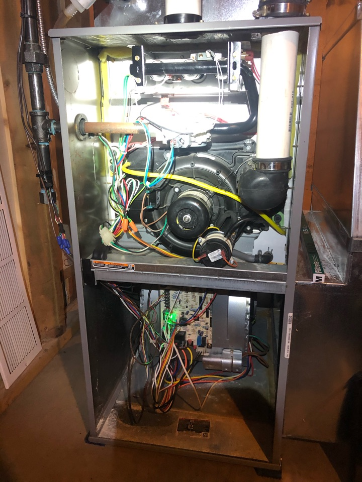 Lena, IL - Furnace repair