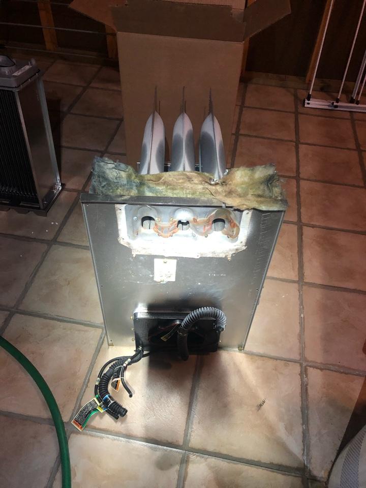 Oregon, IL - Heat exchanger replacement