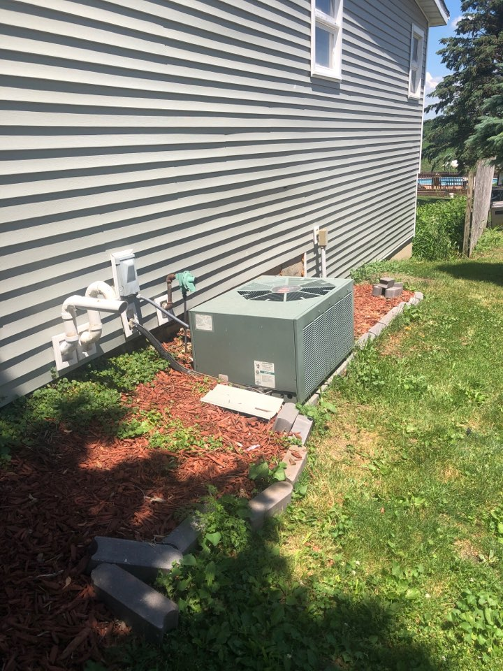 Rock City, IL - Air conditioning repair