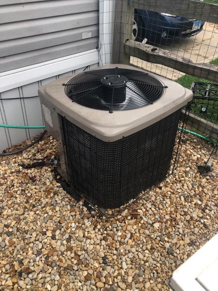 Dixon, IL - Air conditioning repair