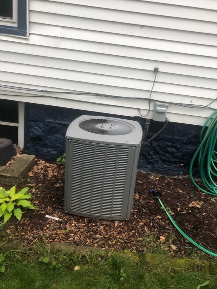 Oregon, IL - Air conditioning repair