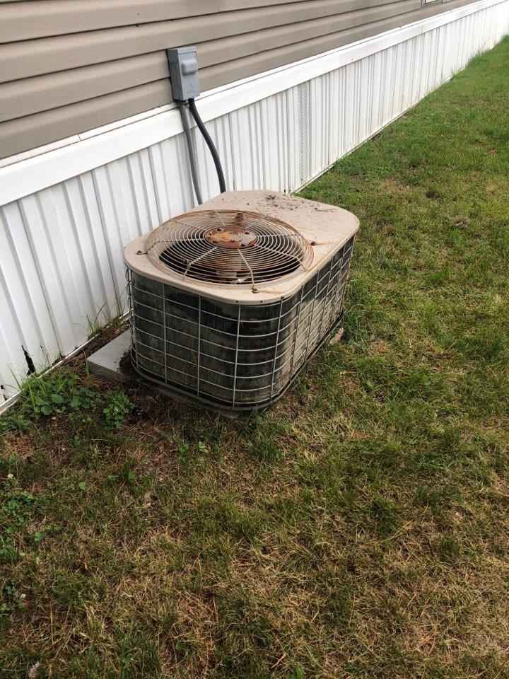 Freeport, IL - Air conditioning repair