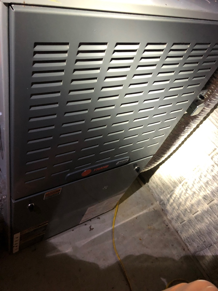 Lanark, IL - Annual furnace maintenance inspection and cleaning