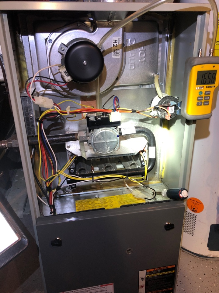 Machesney Park, IL - Annual furnace maintenance inspection and cleaning