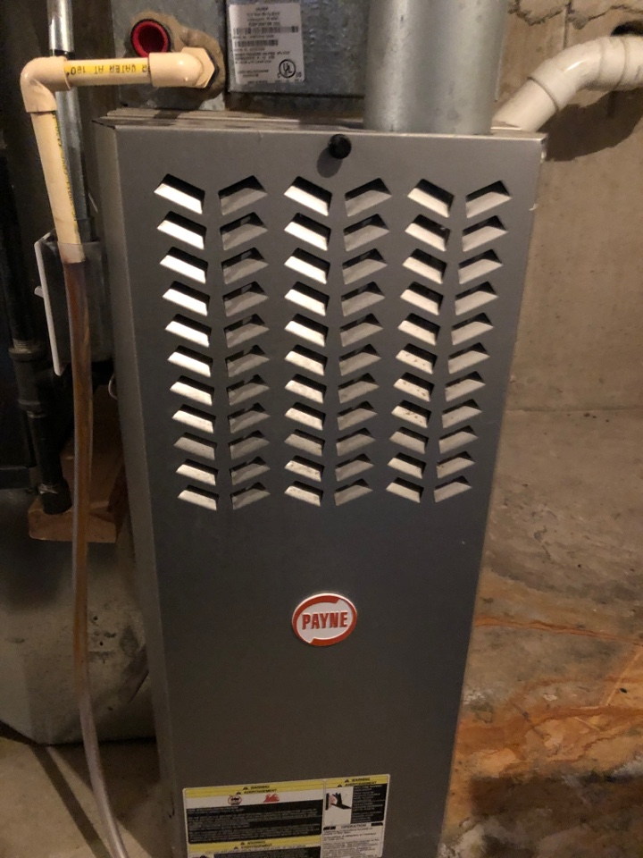 South Beloit, IL - Annual furnace maintenance inspection inspection and cleaning