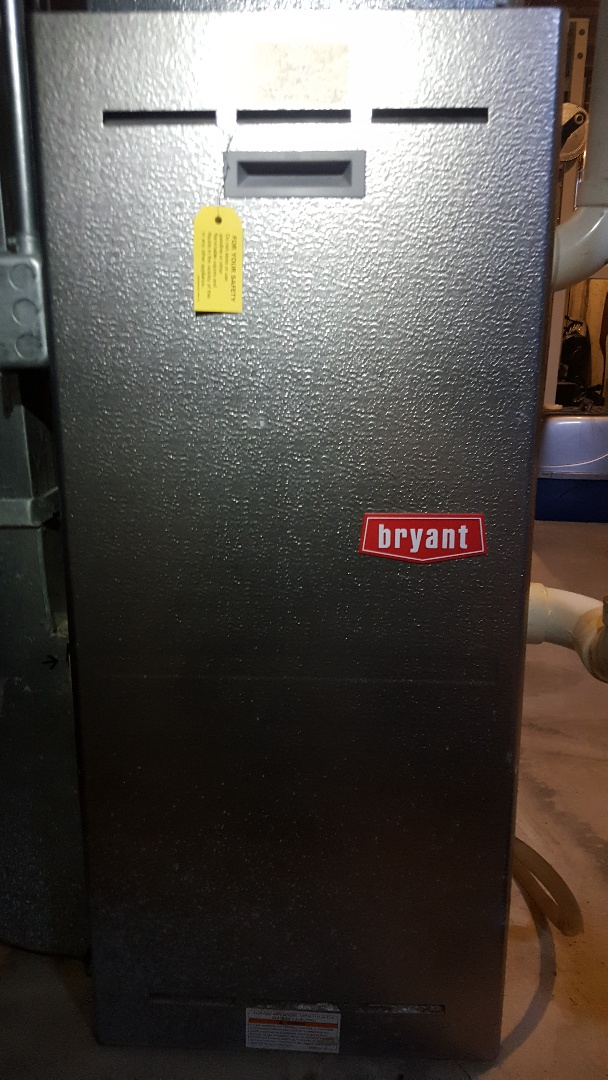 Polo, IL - Bryant furnace annual maintenance inspection