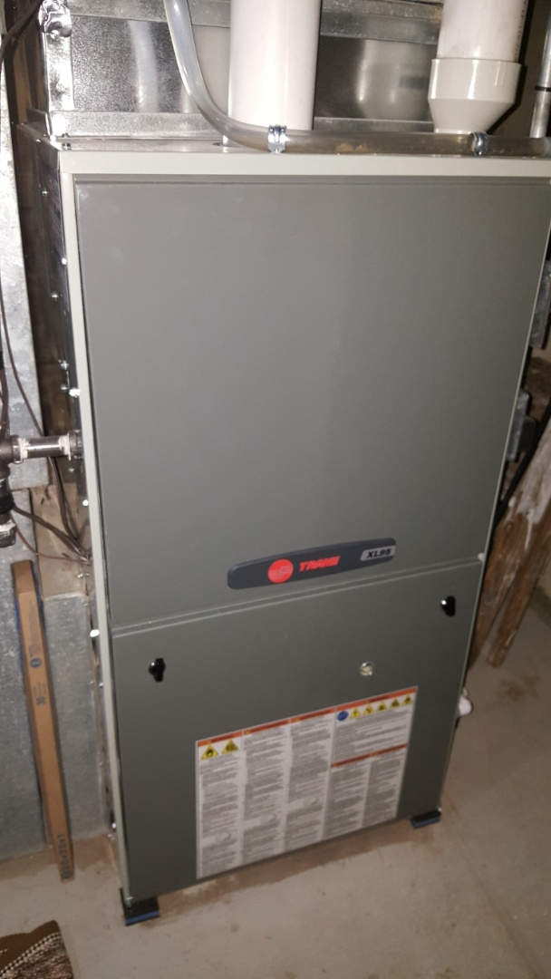 Belvidere, IL - Annual furnace inspection.