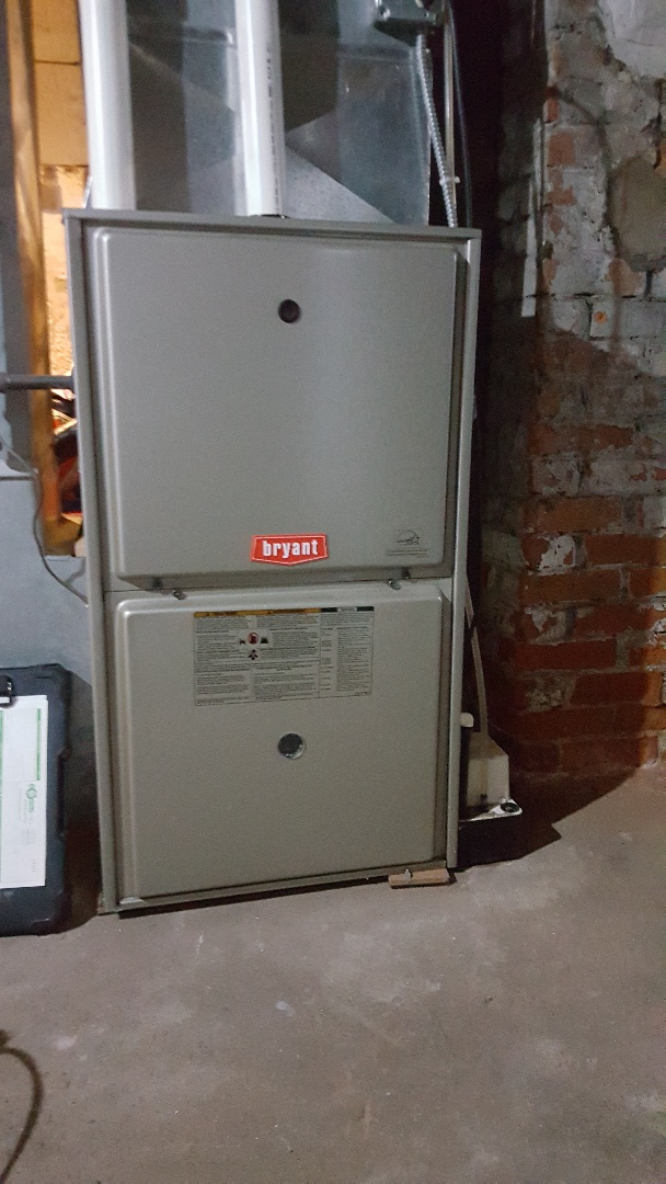 Rockford, IL - Bryant furnace annual maintenance inspection