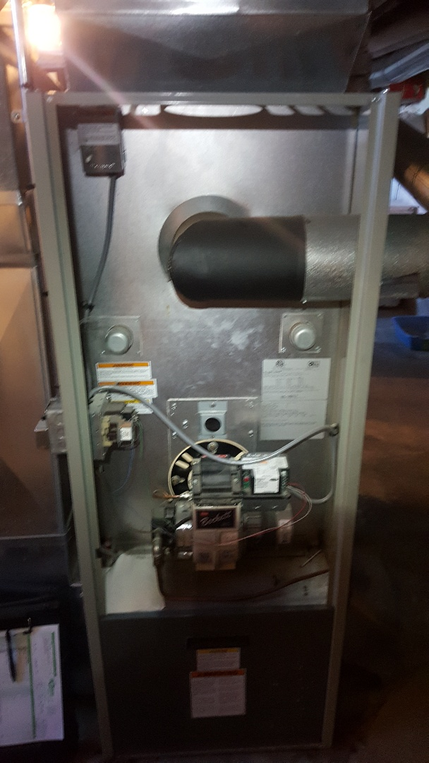 Ridott, IL - Oil furnace tune-up and repair