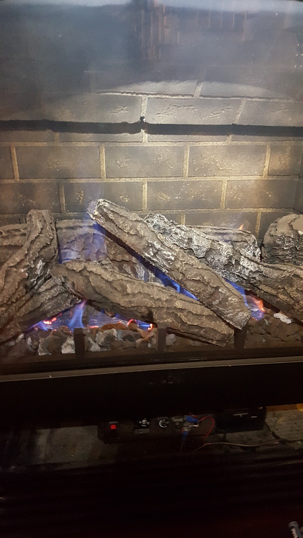 Freeport, IL - Fireplace repair