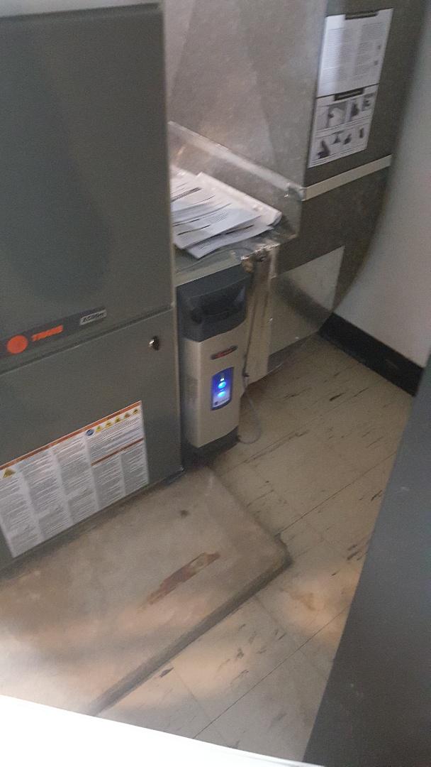 Rockford, IL - Final inspection on full install.
