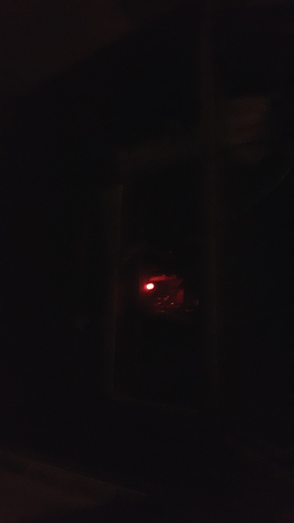 Freeport, IL - Seasonal maintenance on a Bryant furnace. Red light=good!!!