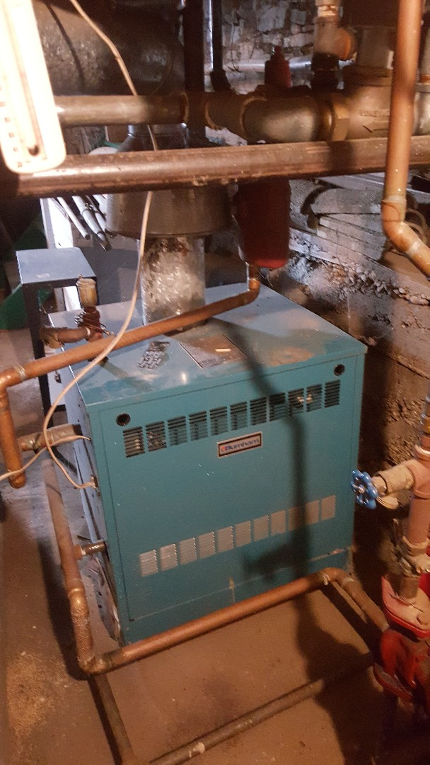 Oregon, IL - Boiler annual maintenance inspection
