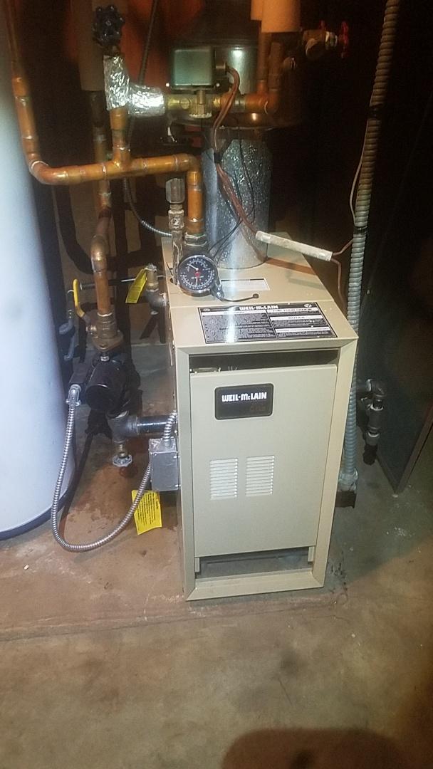 Stillman Valley, IL - Weil Mclain boiler service