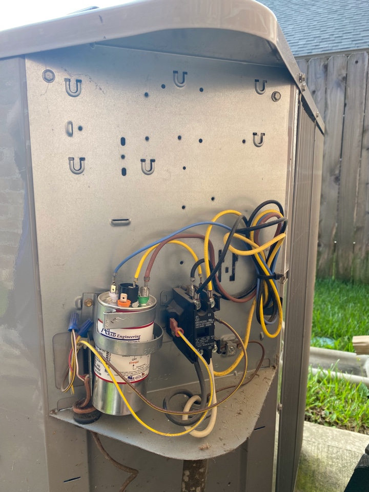 Tomball, TX - Replaced Capacitor