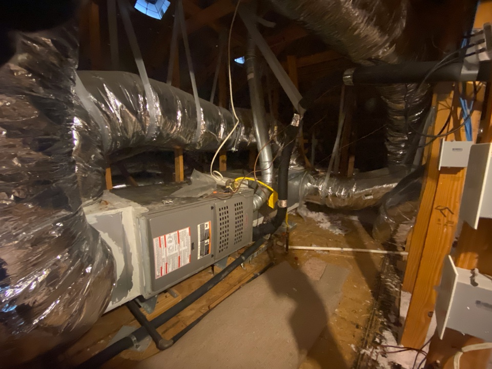 Cypress, TX - Another Leaking Evaporator Coil that needs replaced