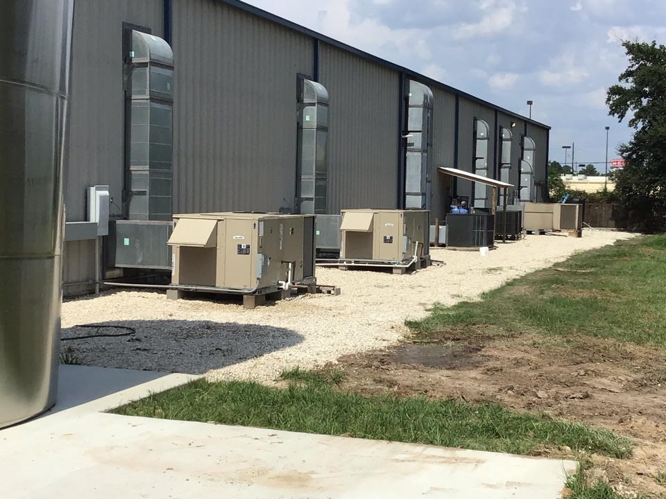 Spring, TX - Performed Start Up on New Commercial Systems