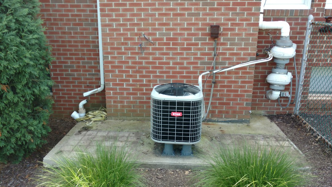 Kunkletown, PA - Changing out 2 Central heat pump systems with 2 Lennox heat pump systems