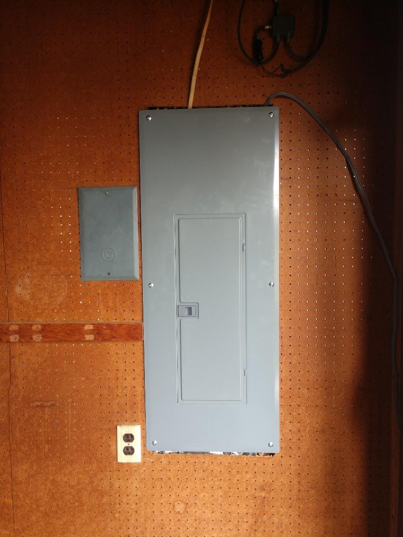 Slatington, PA - Electric panel replacement