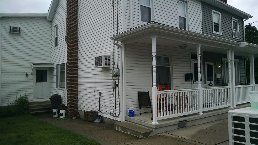 Summit Hill, PA - Installation of a new Lennox ductless heat pump heating and cooling system