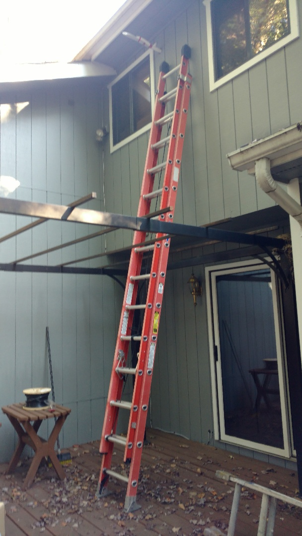 East Stroudsburg, PA - Installing a new Lennox Ductless heat pump system in East Stroudsburg
