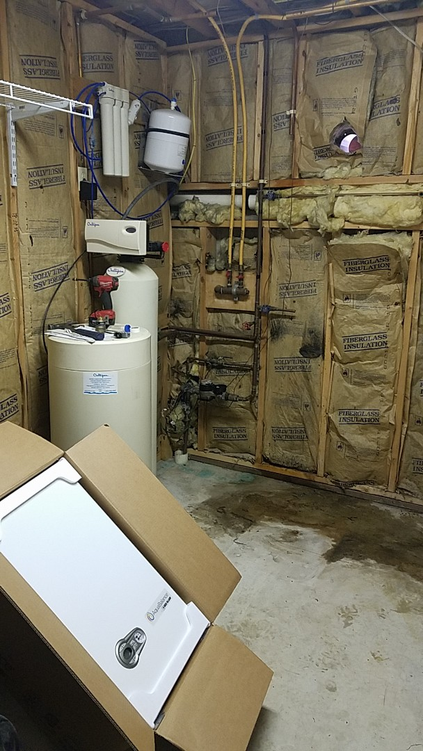 New Ringgold, PA - Installing Weil McLain aqua balance combination boiler in Nesquahoning.