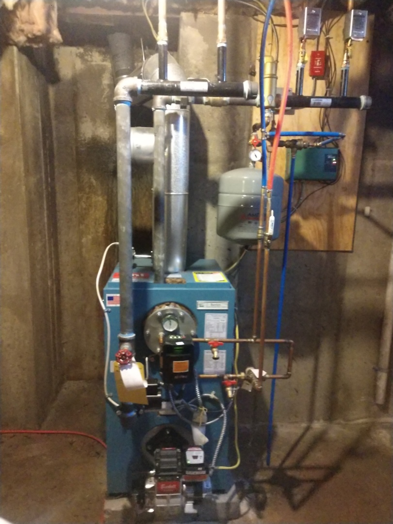 Effort, PA - Thermo Dynamics boiler cleaning