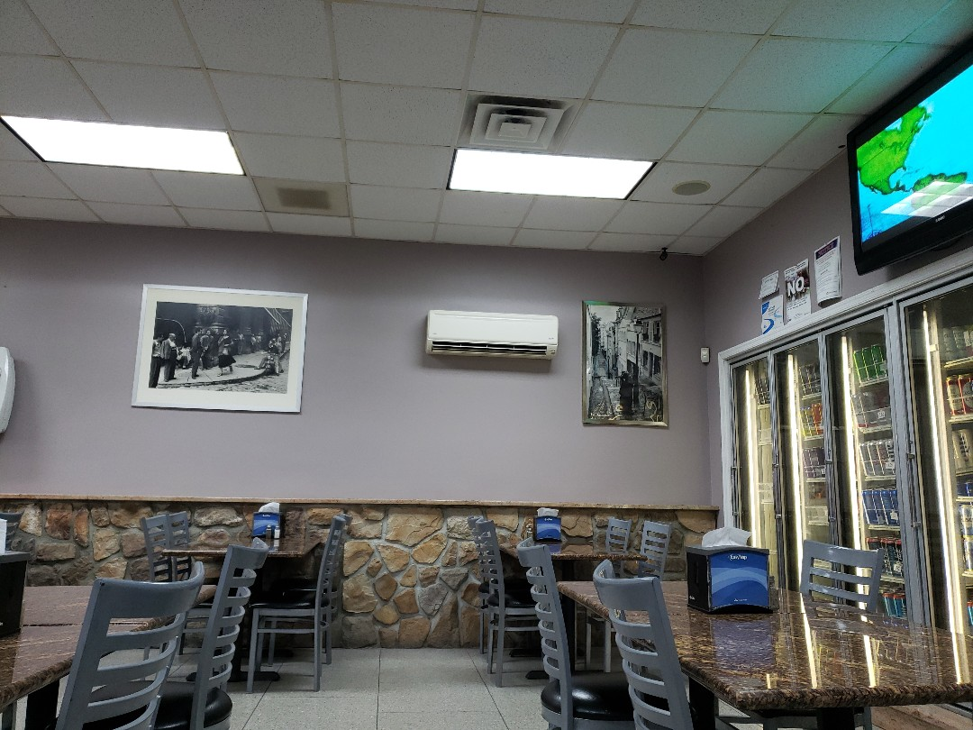 Lansford, PA - Lunch after my ductless appointment