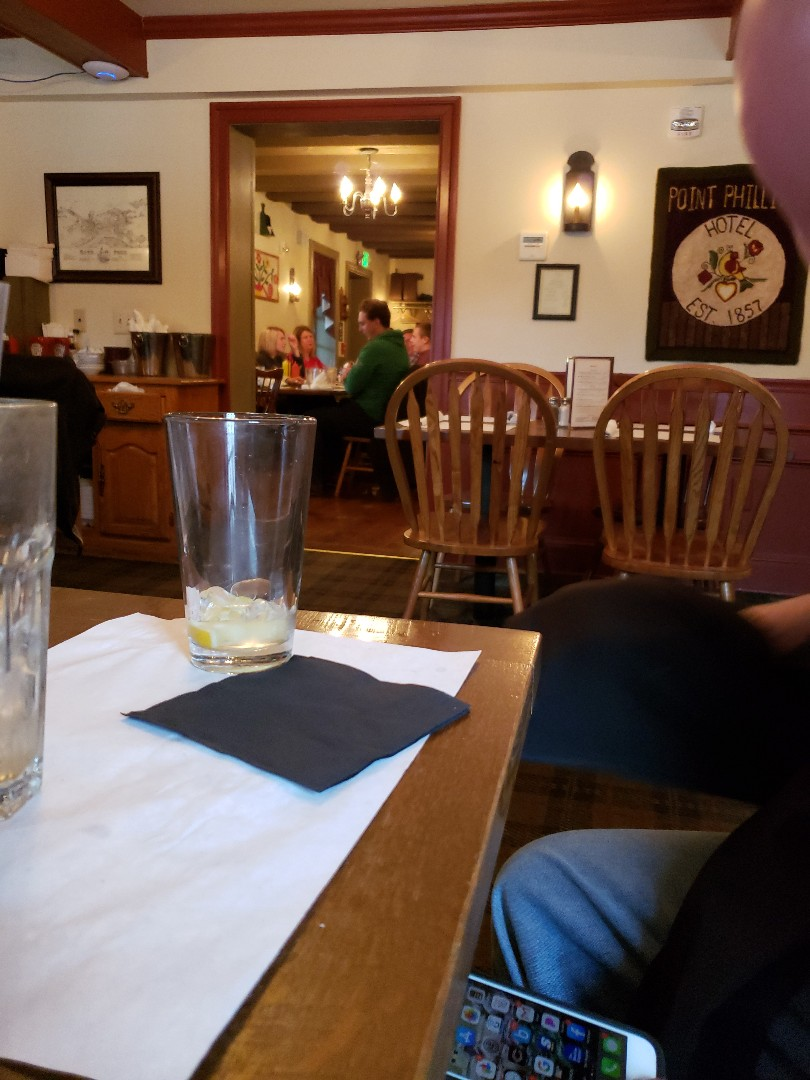 Bath, PA - Dinner after my ductless appointment