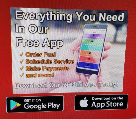 Lehighton, PA - R.F. Ohl phone app