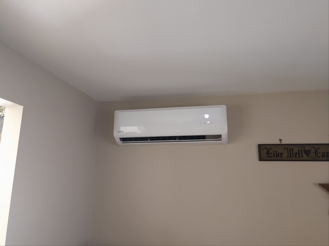 Lehighton, PA - Ductless install