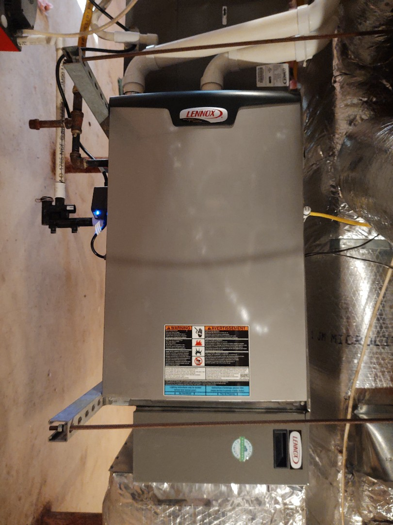 Albrightsville, PA - Propane furnace tune up