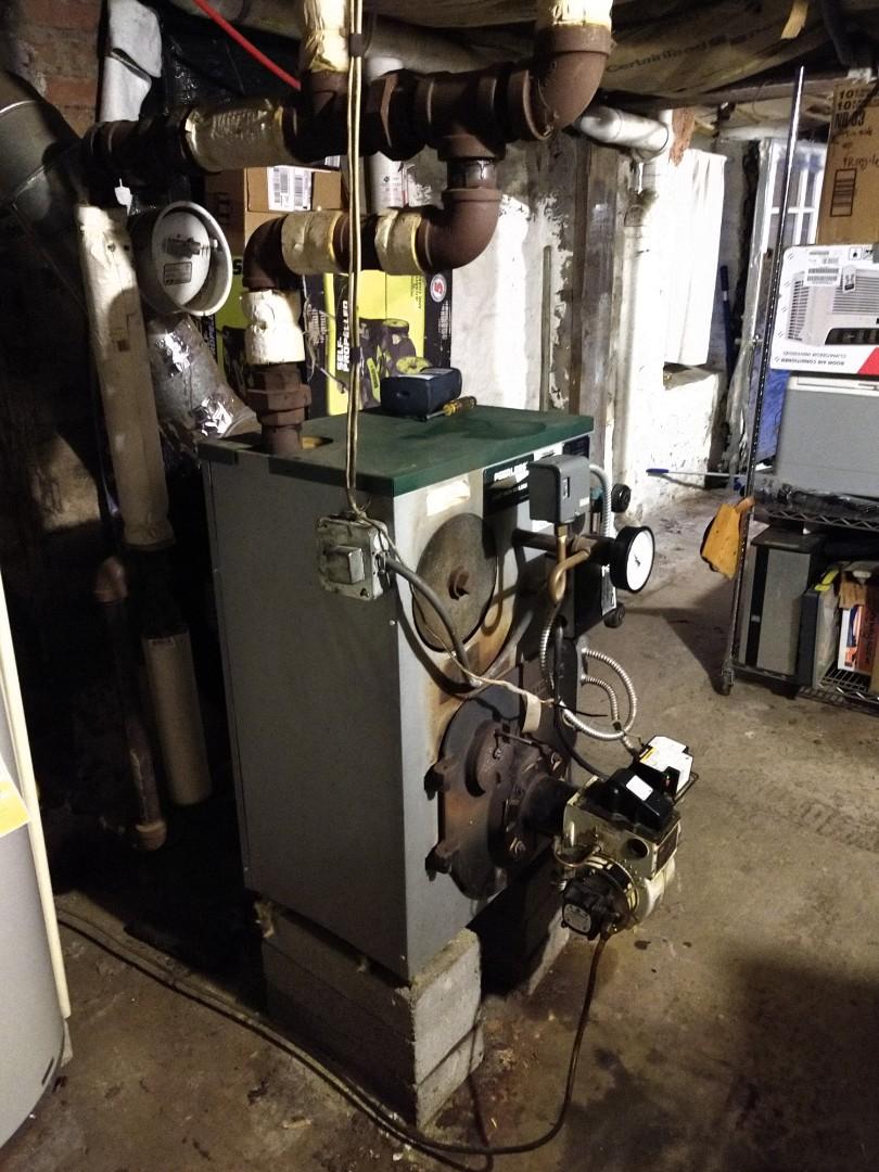 Mount Pocono, PA - Clean steem oil boiler mount pocono
