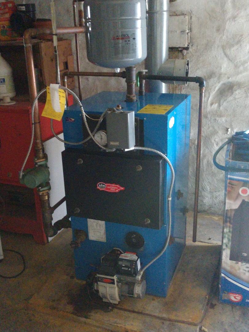 Northampton, PA - Repair EFM boiler Northampton pa