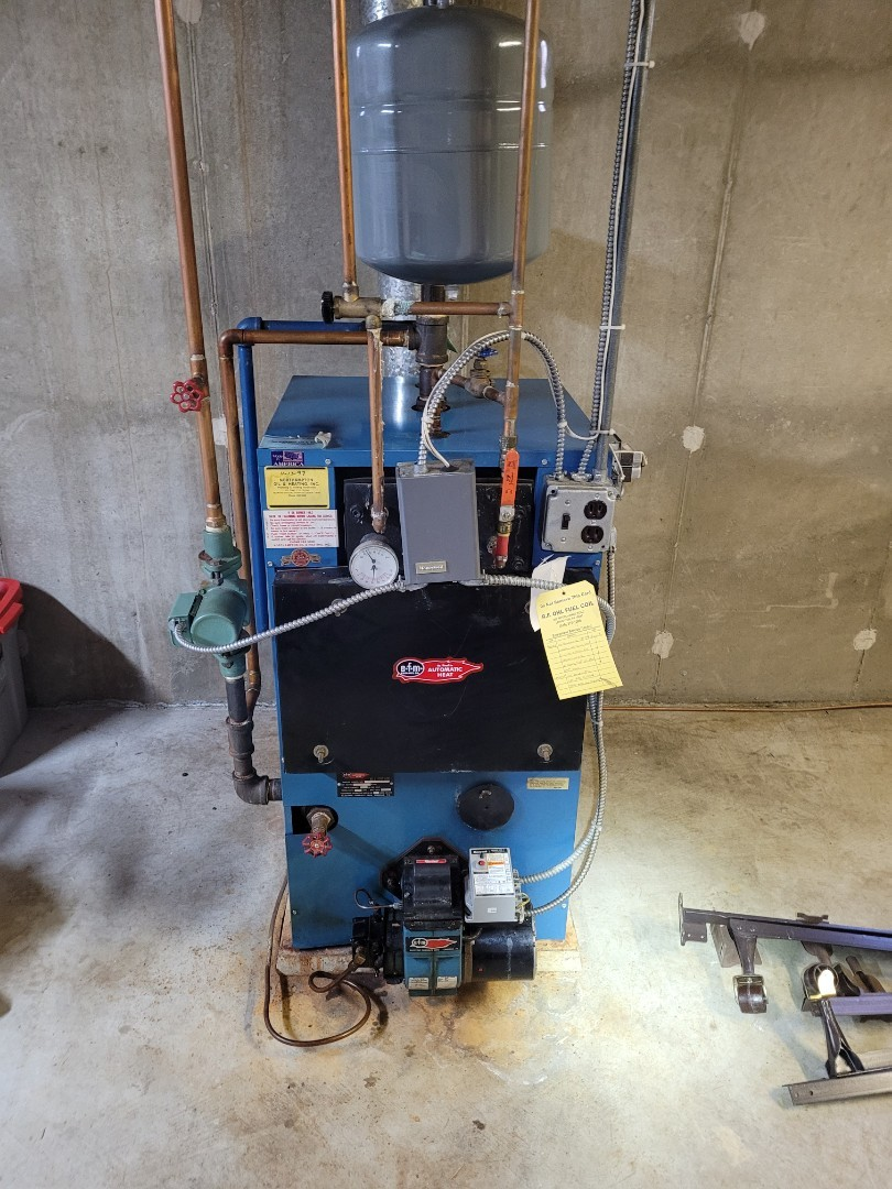 Jim Thorpe, PA - Cleaning oil boiler in Jim Thorpe pa
