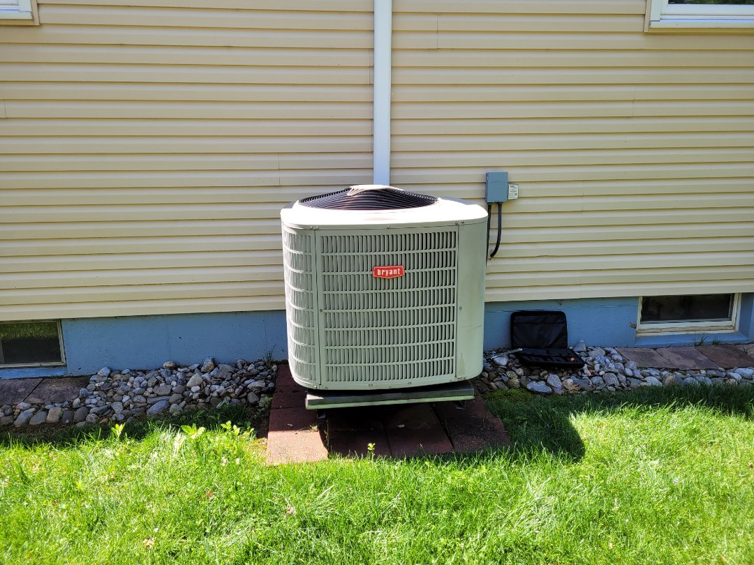 Allentown, PA - Cleaning ac system in Allentown pa