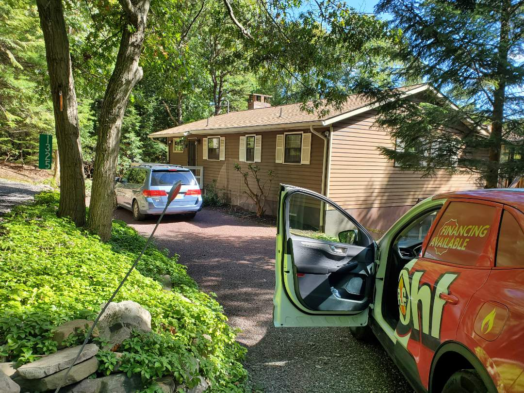 Pocono Township, PA - Ductless quote