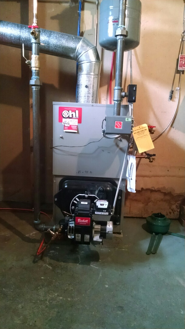 Catasauqua, PA - Bryant Oil Boiler Tune Up