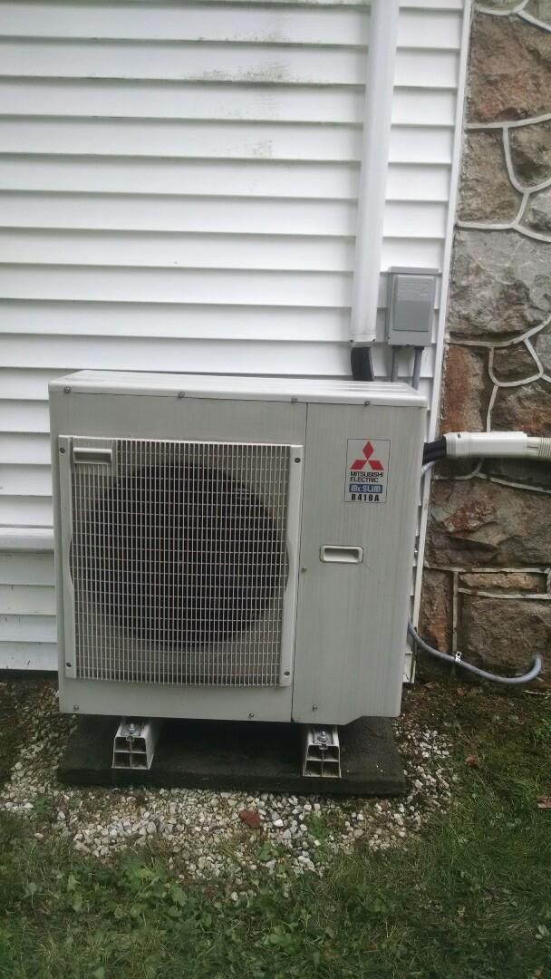 Northampton, PA - Mitsubishi Mr.SLIM Air Conditioning Tune Up