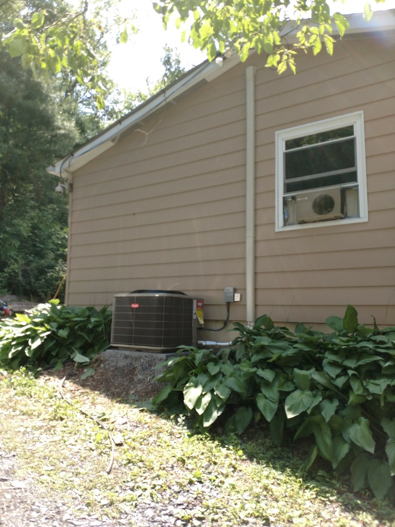 Albrightsville, PA - Bryant single zone air-conditioning installed in kunkletown PA