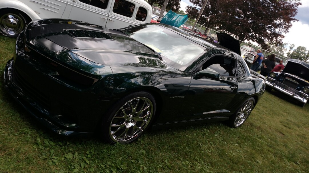 Gilbert, PA - Car show before my heating and cooling appointment