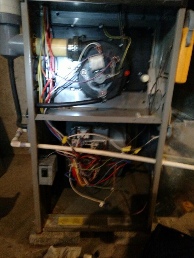Lehighton, PA - Goodman lp furnace
