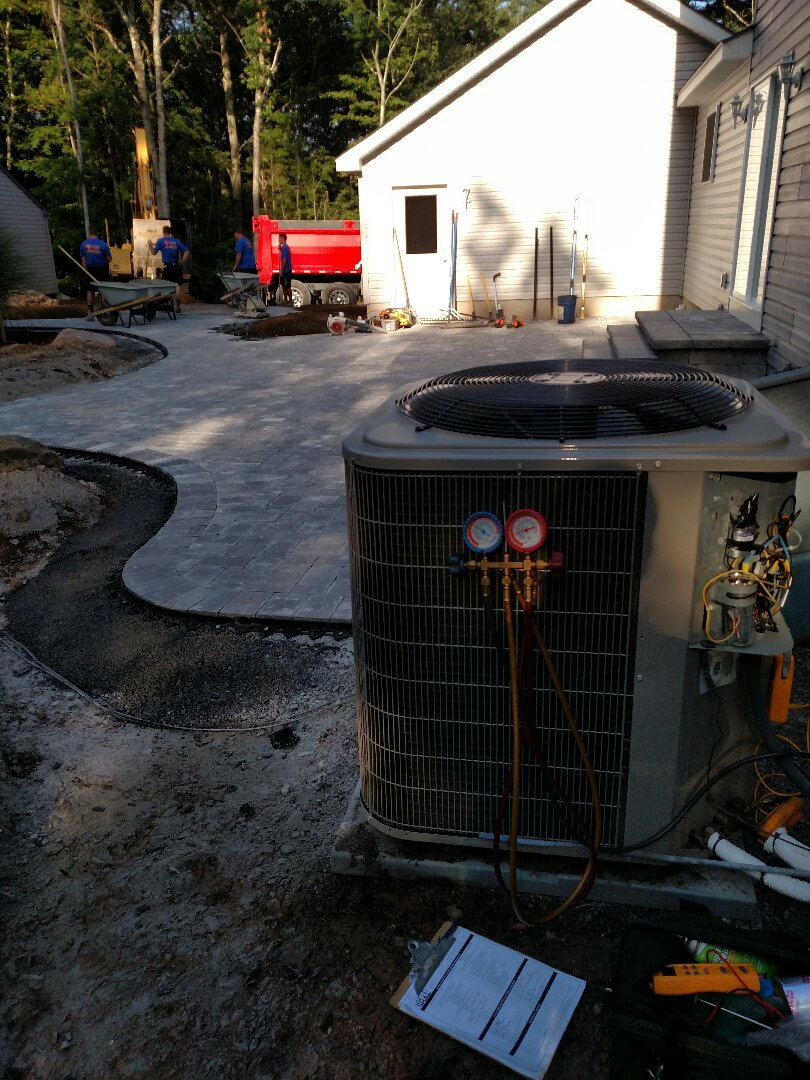 Kunkletown, PA - Bryant 4 ton AC