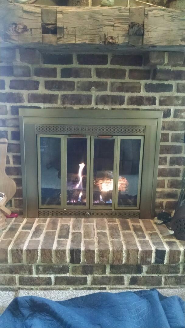Schnecksville, PA - Fireplace Tune Up