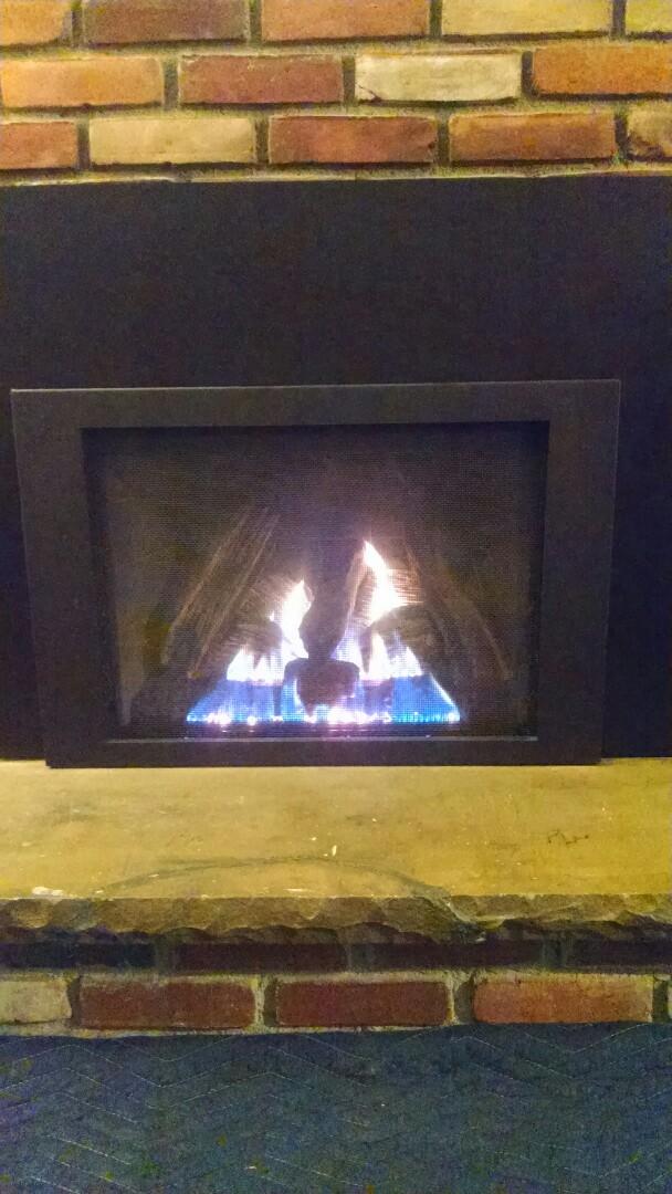 Schnecksville, PA - Kozy World Fireplace?? Tune up
