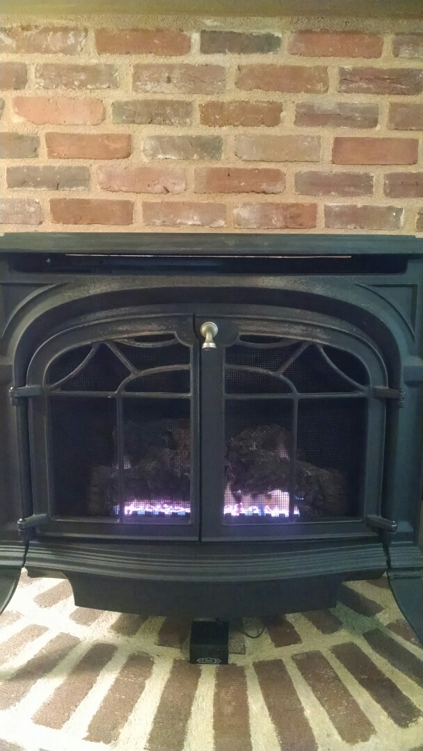Lehighton, PA - Vent Free Fireplace Tune up
