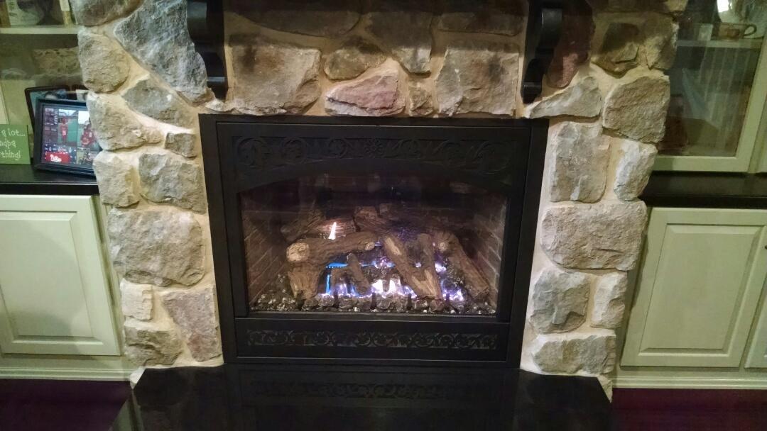 Coplay, PA - Mendota Fireplace Tune Up